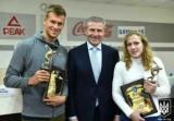 Романчук и Черкасова — лучшие спортсмены Украины в октябре