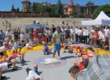 В Киеве прошел рекордный по количеству участников Олимпийский день